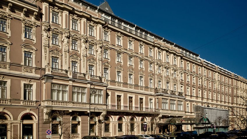 КЧМ-2018 вПетербурге откроют всего три новых гостиницы